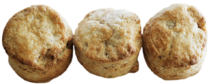 TAKENOSU BAKE - Scones